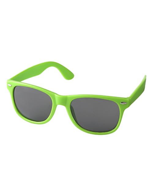 Bedrukte Zonnebrillen Groen