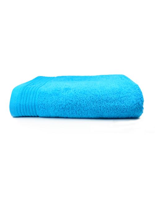 Handdoek Lichtblauw Bedrukken