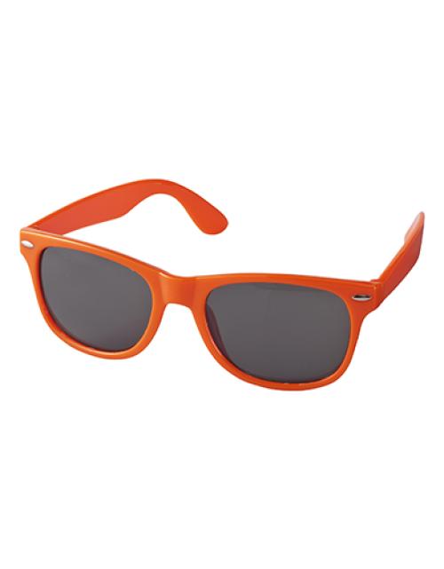 Bedrukte Zonnebrillen Oranje
