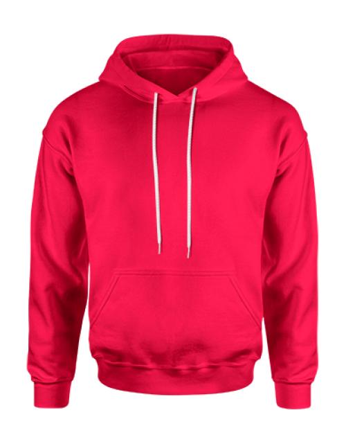 hoodie-rood