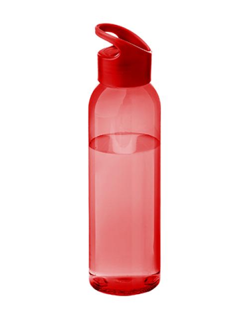 Drinkfles Rood Bedrukken