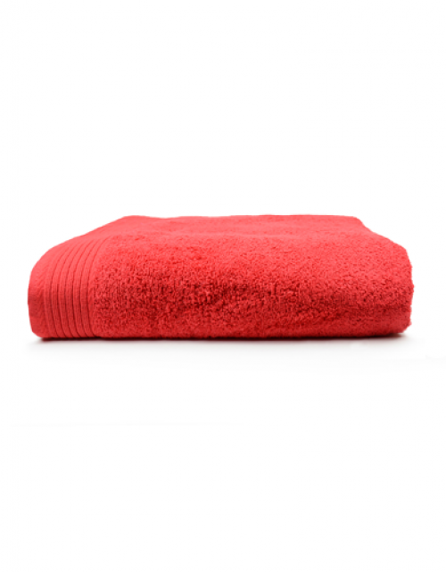 Handdoek Rood Bedrukken