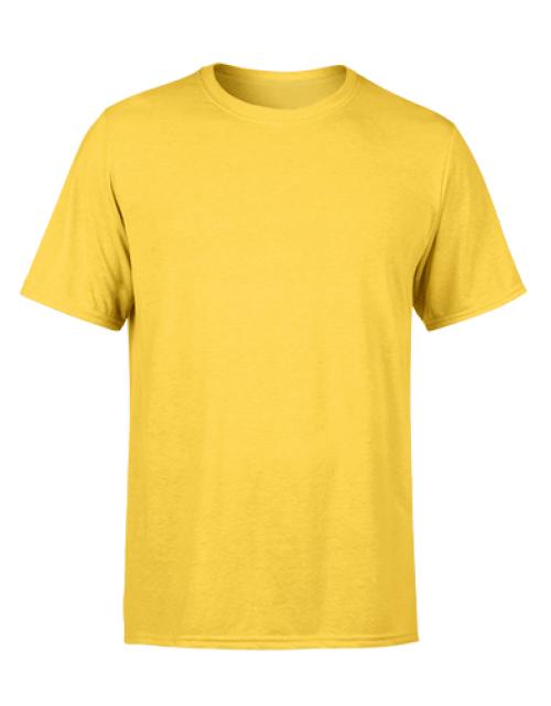 tshirt-geel