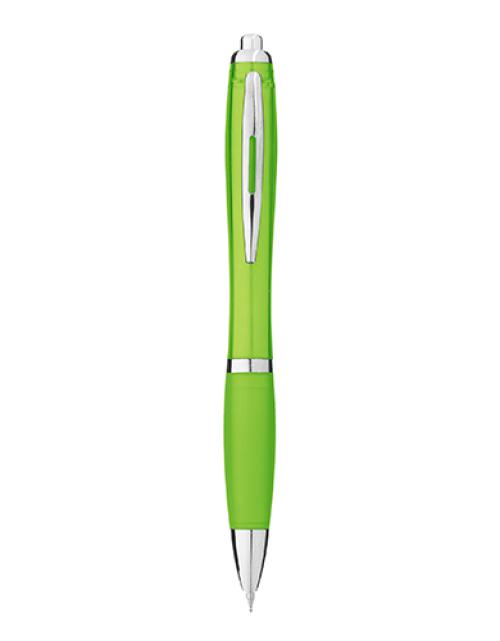 Pen Oranje Lichtgroen Bedrukken