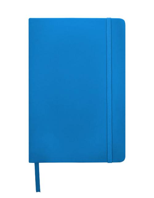 Notitieboek Lichtblauw Bedrukken