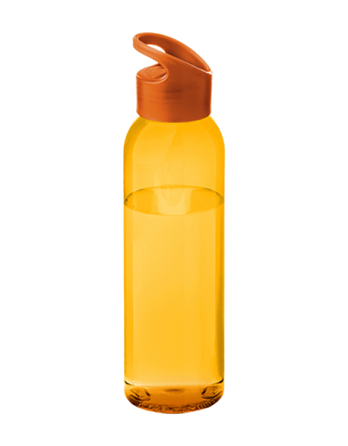 Drinkfles Oranje Bedrukken