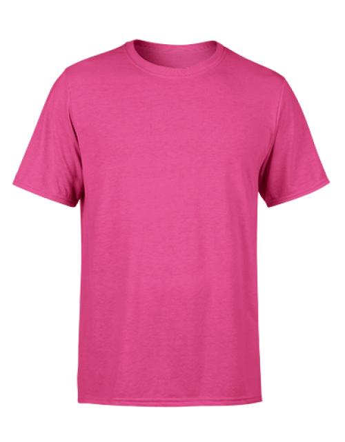 tshirt-donkerroze