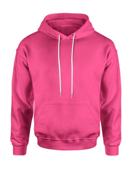hoodie-donkerroze