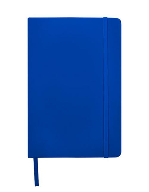 Notitieboek Koningsblauw Bedrukken