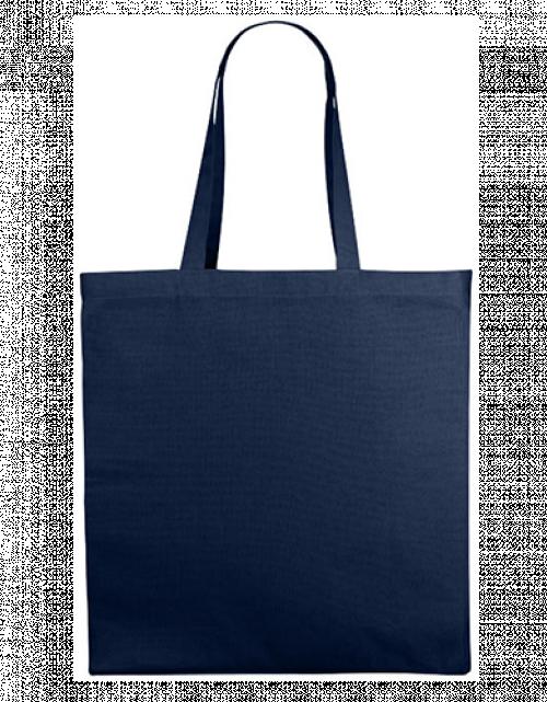 Shopper Koningsblauw Bedrukken