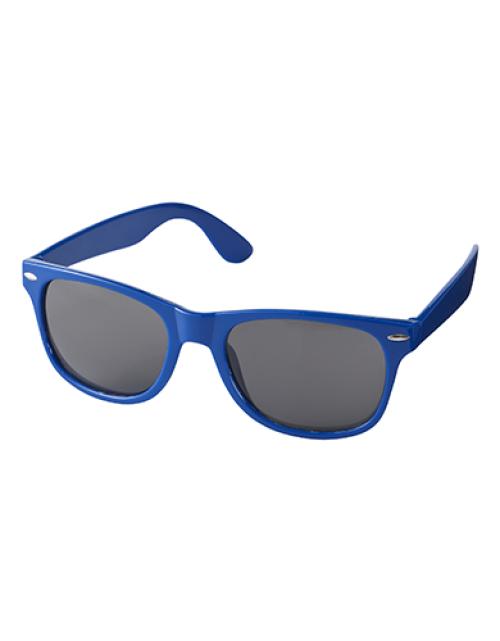Bedrukte Zonnebrillen Blauw