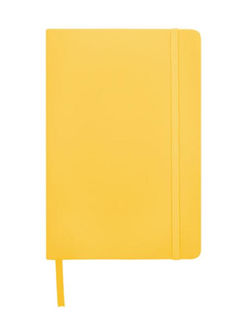 notitieboek-geel