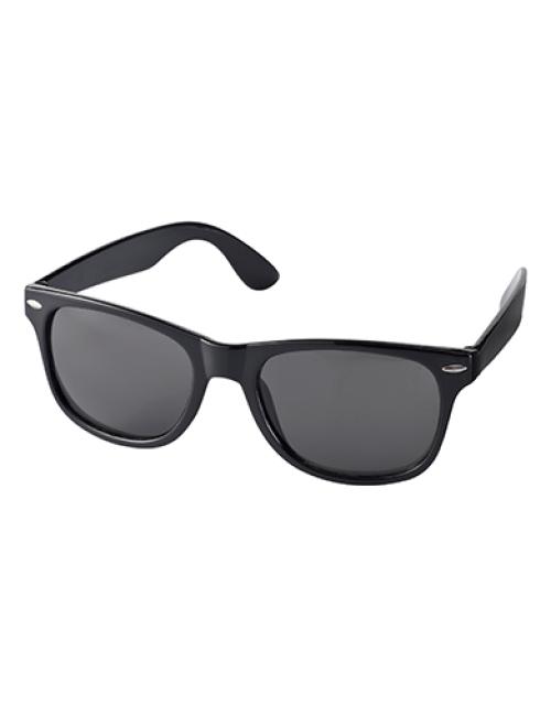 Bedrukte Zonnebrillen Zwart