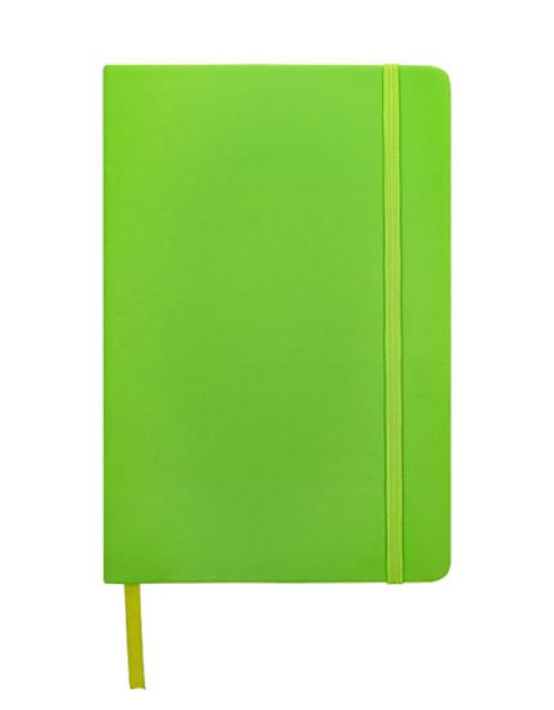 Notitieboek Groen Bedrukken
