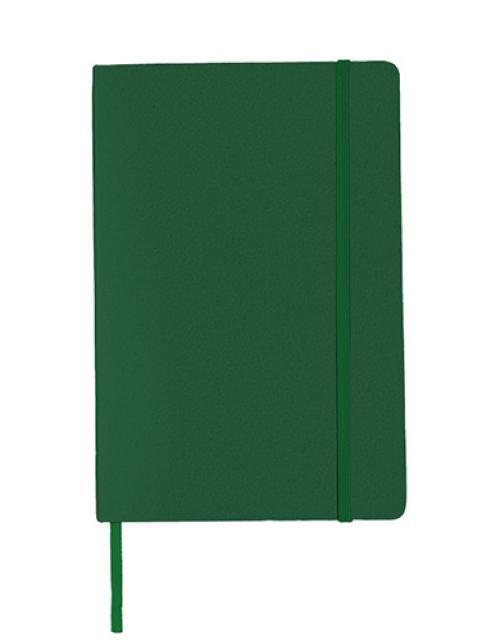 Notitieboek Luxe Groen Bedrukken