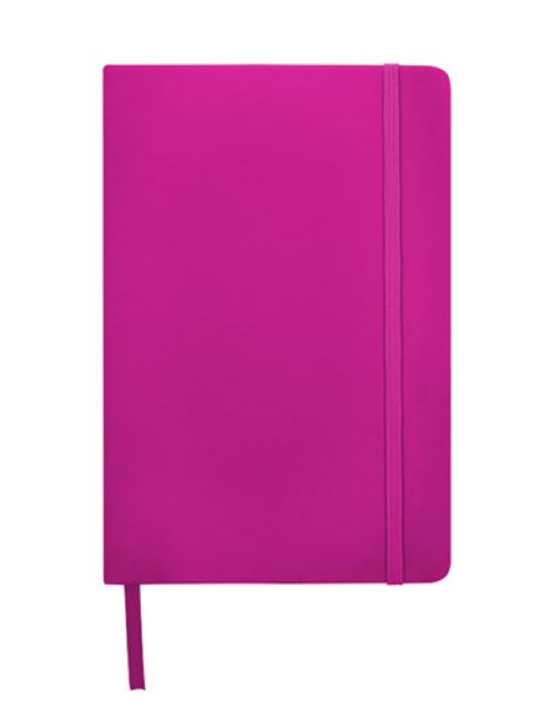 Notitieboek Roze Bedrukken