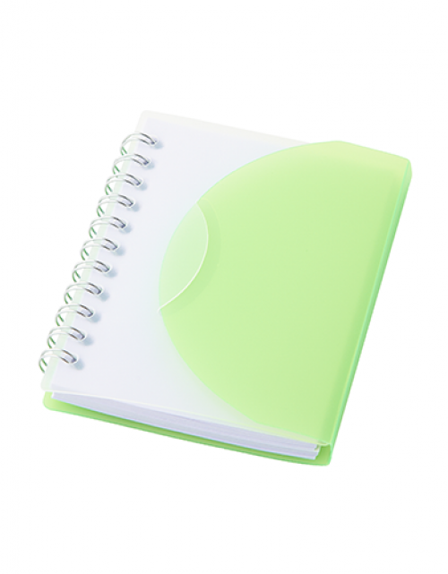 notitieboek-modern-groen