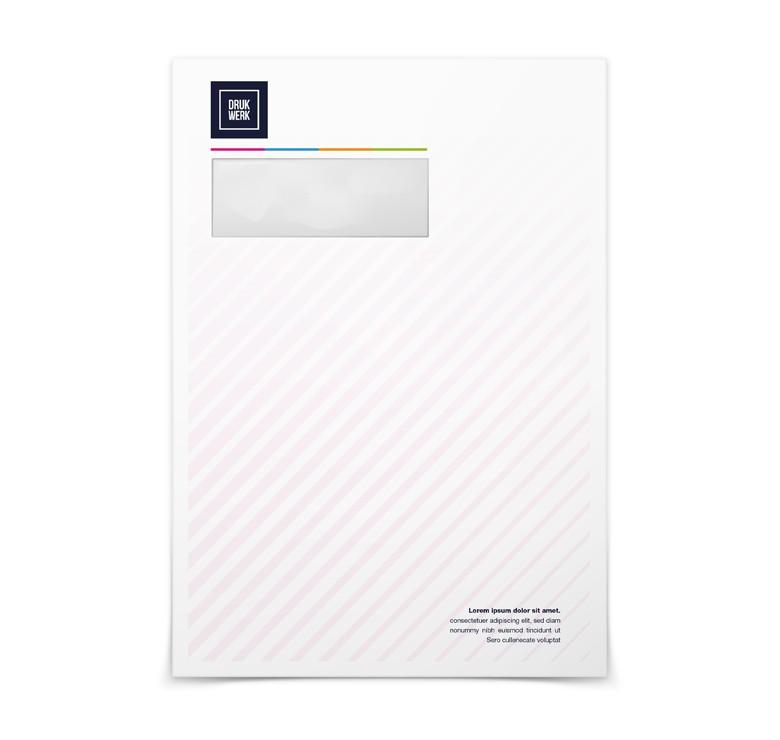 Enveloppen bedrukken | groot formaat