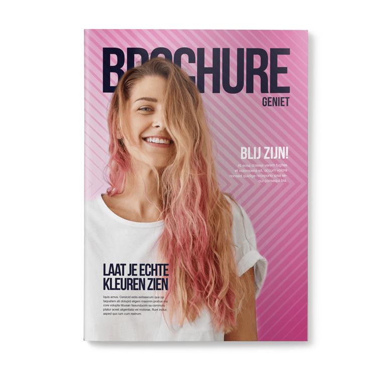 Brochures (geniet) drukken