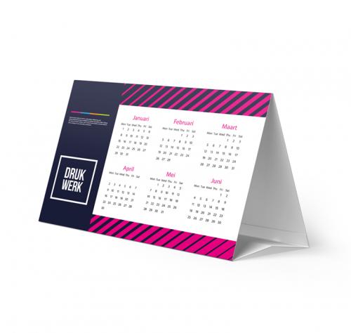 Kalenders A6 Drukken