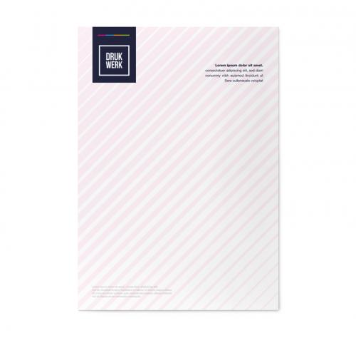 Briefpapier A4 Drukken