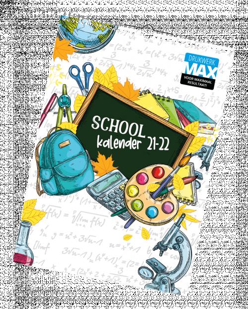 Schoolkalenders drukken